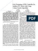 A New Approach for Designing of PID Controller For
