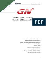 Agitator User Manual