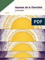 Las riquezas de la eternidad - manual del maestro.pdf