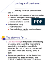 17a Marginal costing & breakeven analysis.ppt