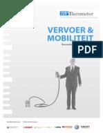 """ZZP Barometer - Themarapport """"Vervoer & mobiliteit"""""""