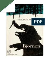 უილიამ ფოლკნერი - დათვი