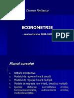Curs1 Econometrie Regr Simpla Vazut