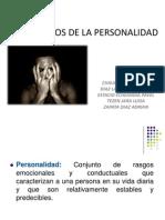 Trastornos de La Personalidad1