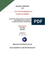 Samsung Mobilel Synopsis