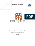 Proposal Colosseum 2.0