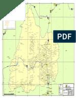 Mapa de Cotopaxi