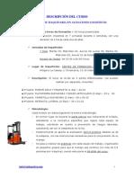 Curso de Operador de Maquinaria en Almacenes Logísticos
