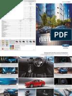 2013 Ford Fiesta brochure (Malaysia)