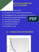 BAB 11-Senyawa Kompleks & Polimer - Copy