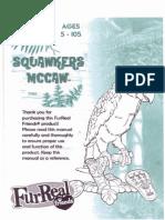 Sqwakers Manual