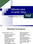 Métodos para recopilar datos