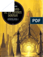1 La Ciudad de La Sombra Dorada - Tad Williams