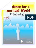 Evidence for a Spiritual World