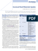 Steel Material Guide Astm