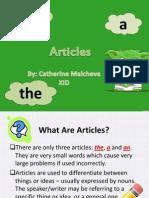 Presentation Articles