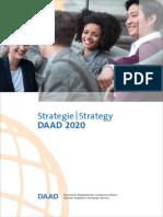 DAAD Strategy 2020