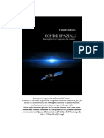 SONDE SPAZIALI. In viaggio tra i segreti del cosmo (libro / ebook)