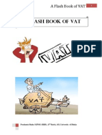 Flash book of VAT