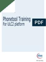 Phonetool Training SAGEM
