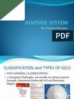 Disperse System123