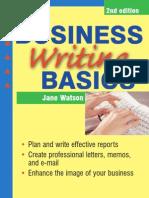 أساسيات الكتابة في الادارة والمراسلات التجارية الالكترونية
