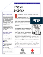 ARC - Food and Water in Emergency