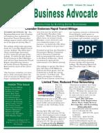 WKACC Newsletter April 09