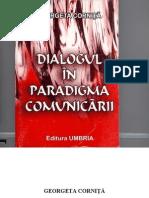 Dialogul in paradigma comunicarii