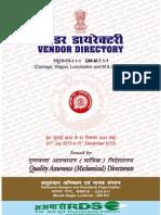 Vendor Directory_July 2013(3) (1)