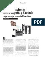 Coproducciones España-Canada