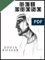 Zofia Kossak - O Rei Leproso