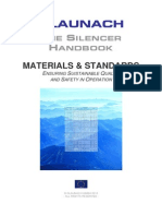 Silencer Material & Codes