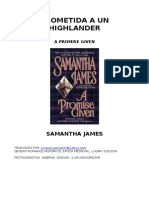 26209286 Samantha James Prometida a Un Highlander