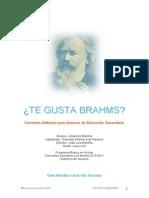 Te Gusta Brahms