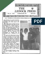 Puddledock Press September 2013