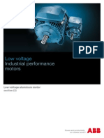 ABB Low Voltage Industrial Performance Motors.pdf