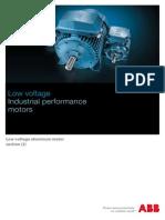 ABB Low Voltage Industrial Performance Motors.pdf
