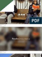 Paradex Presentation