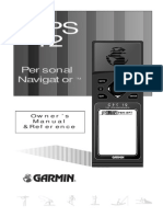 GPS12 Owners Manual