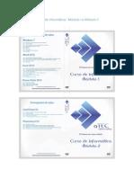 Cursos Online Curso de Informatica Basica Avancado Software Hardware Windows Word Excel Powerpoint Coreldraw Photoshop2