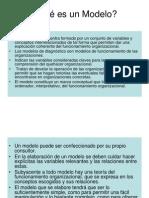 2.- Modelo de Comportamiento Organizacional (1)