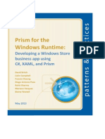 Prism for Windows Runtime