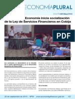 Boletín Economía Plural N° 54