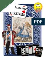 Speelkaarten Werkboek Voor Kinderboekenweek 2013 Over Sport en Spel Klaar Voor de Start Groot