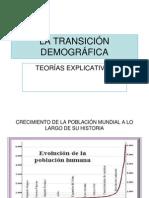 transición demografica