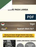 Diare Pada Lansia_PPT
