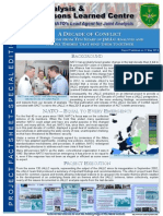 Factsheet Decade of Conflict