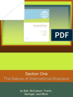The Nature of International Business Part 1 S5