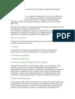 Formación de Auditor en Gestión de la Calidad y Seguridad Alimentaria